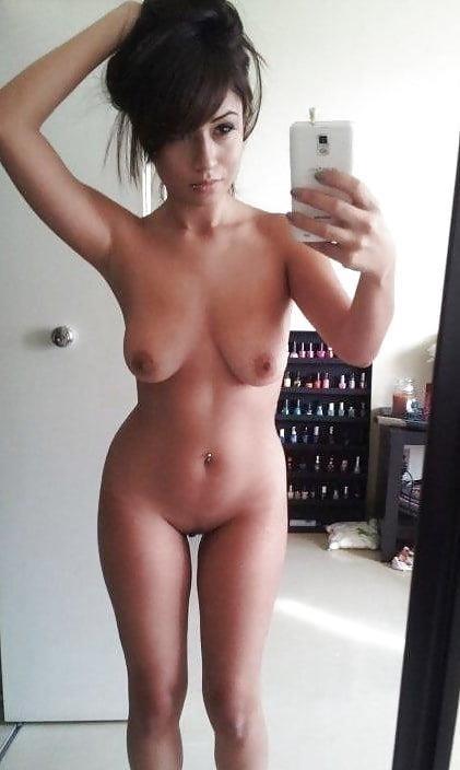 Big tits nude selfie-1240