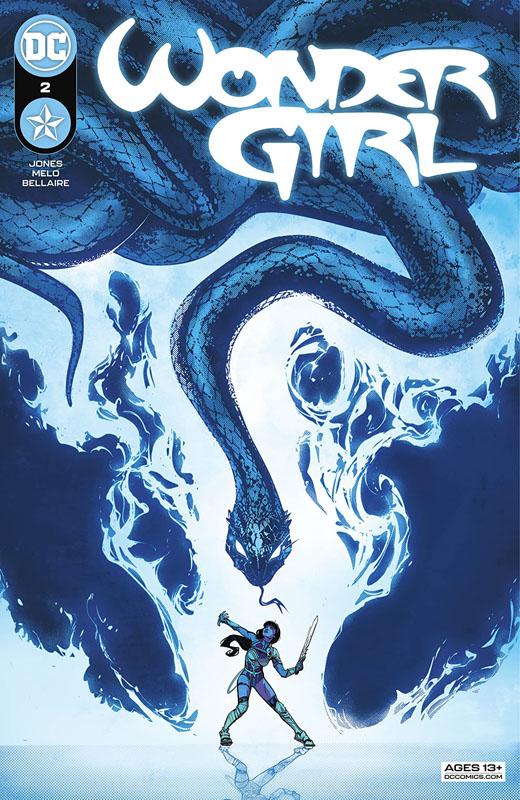 Wonder Girl #1-3 (2021)