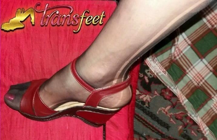 Trans feet porn-5450