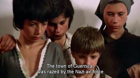 L'albero di Guernica 1975