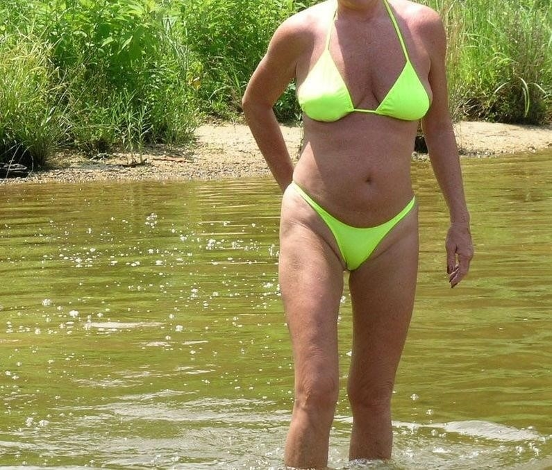 Mature amateur bikini pics-2310