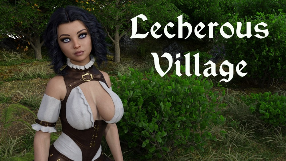 Lecherous Village [InProgress, 0.2.2] (GameBear) [uncen] [2020, RPG, 3D/3DCG, Fantasy, Female Protagonist, Corruption, Monsters] [eng]