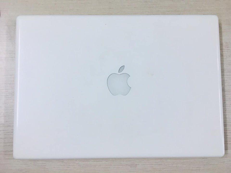Thanh lý 1 em Macbook White giá chỉ 2t5