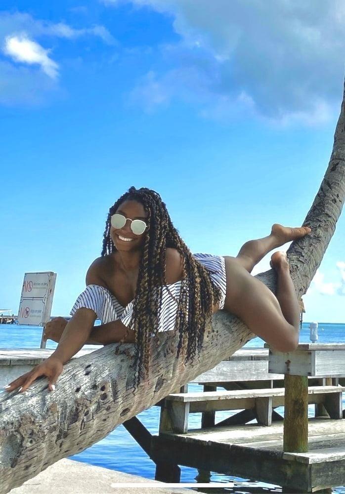 Ebony gymnast porn-8877