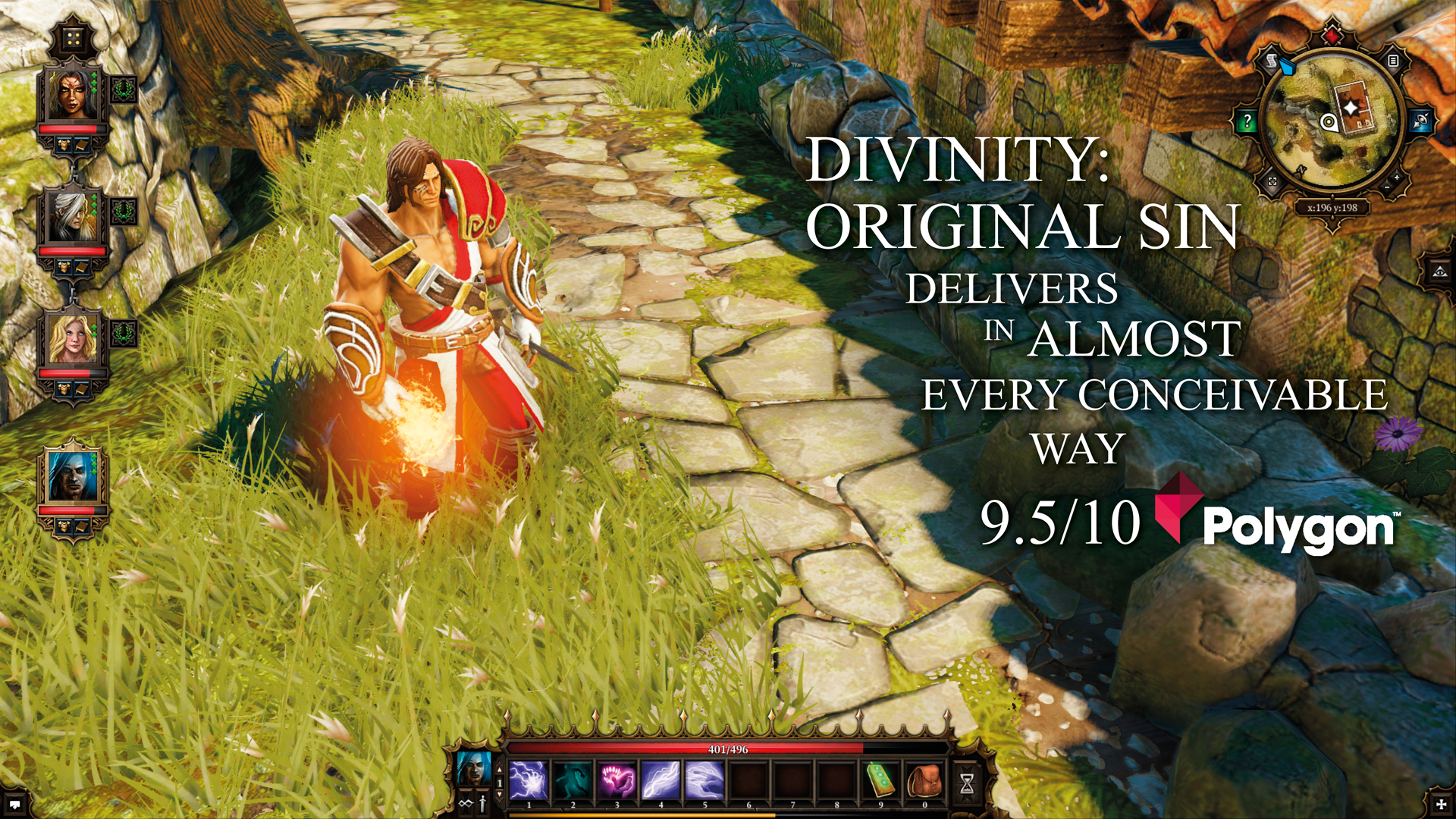 Divinity: Original Sin (Enhanced Edition) Captura 2