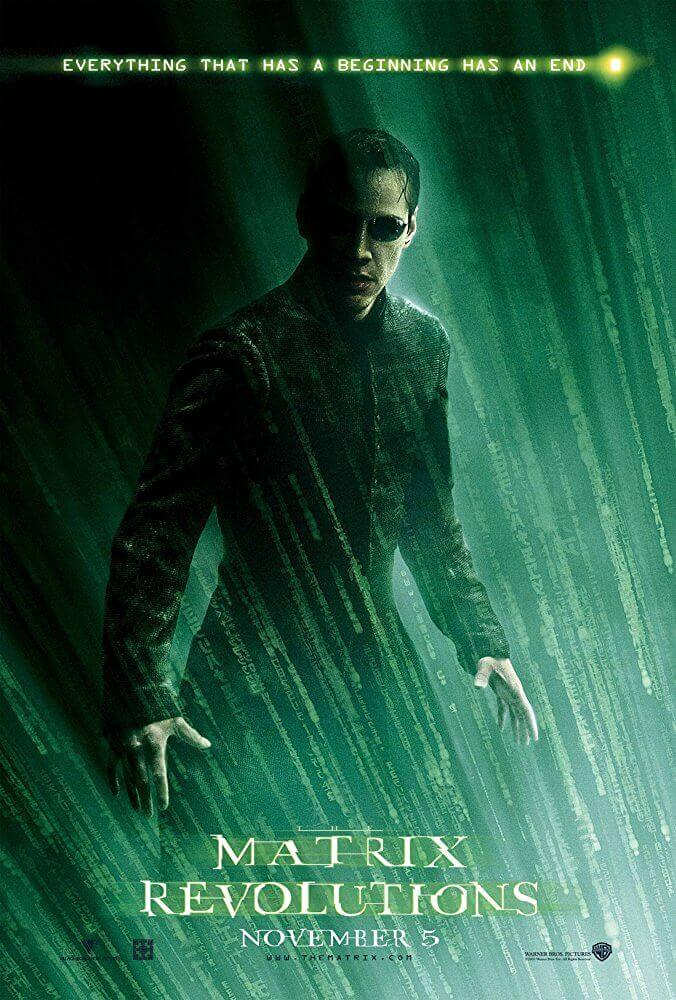 Matrix Revoluciones (Revolutions) (2003) [1080p Dual Audio Latino Ingles]