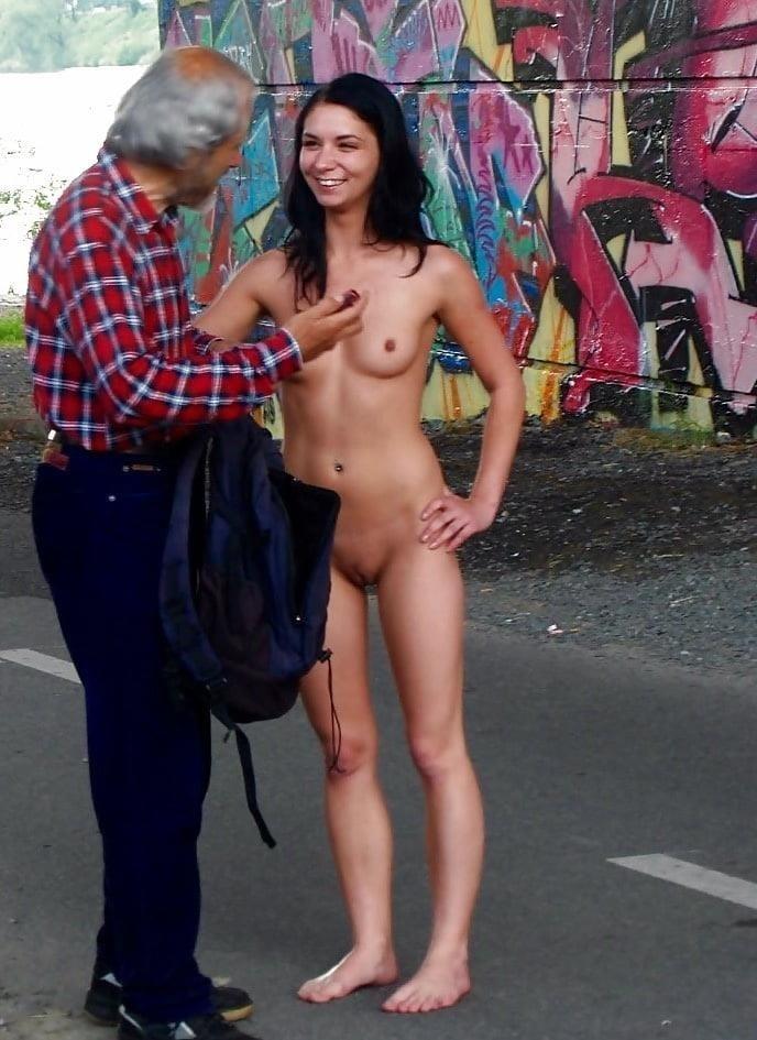 Women masterbating in public places-6912