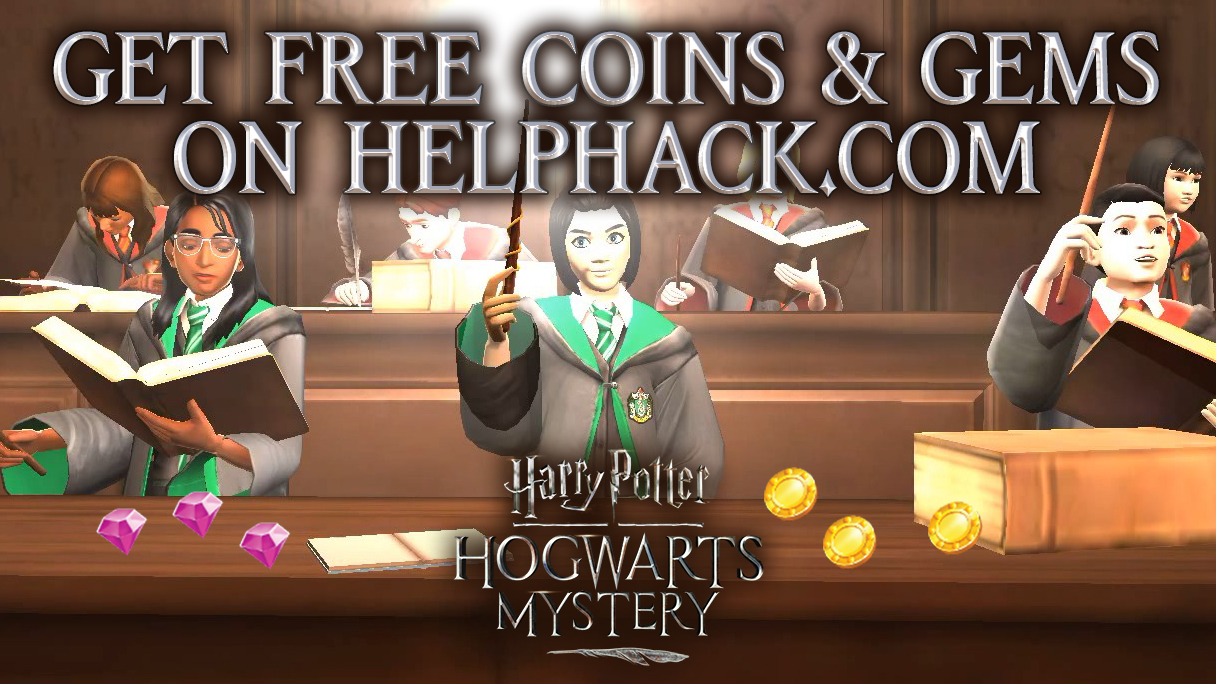 Image currently unavailable. Go to www.generator.helphack.com and choose Harry Potter: Hogwarts Mystery image, you will be redirect to Harry Potter: Hogwarts Mystery Generator site.