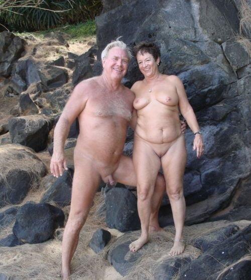Mature nude beach pic-7679