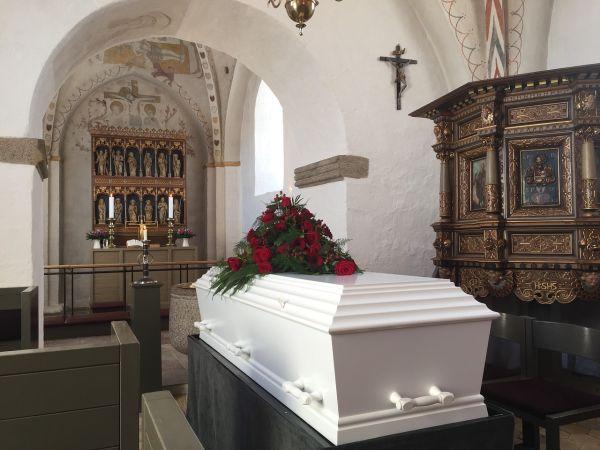 Drastyczny Spadek Liczby Pogrzebów