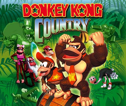 Donkey Kong Country (USA) Retro PC Oyun Oyna