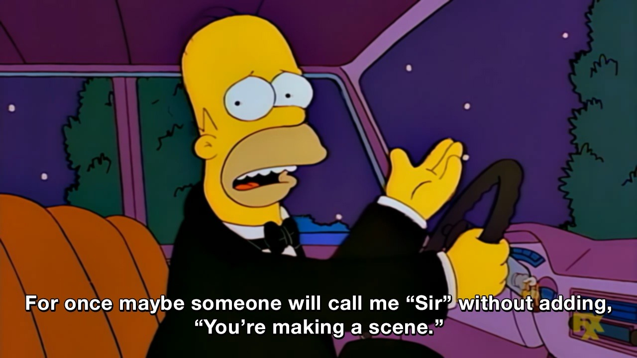 28 the simpsons funny captions memes quotes 13