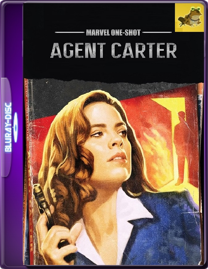 Marvel One-Shot: Agent Carter (2013) Brrip 1080p (60 FPS) Inglés Subtitulado
