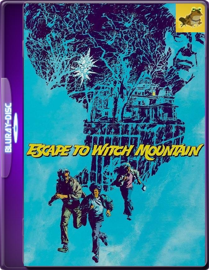 La Montaña Embrujada (1975) Brrip 1080p (60 FPS) Latino / Inglés