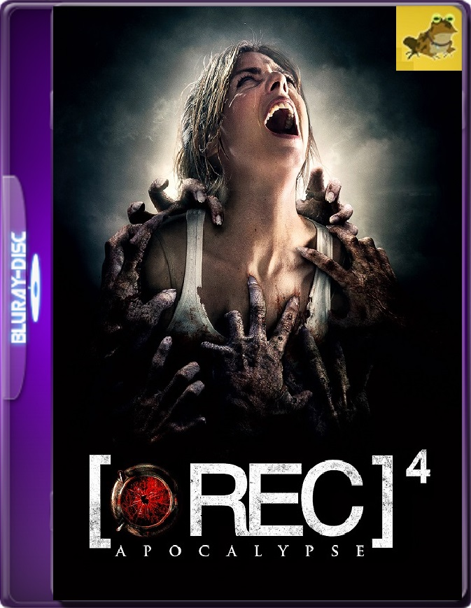[•REC] 4: Apocalipsis (2014) Brrip 1080p (60 FPS) Español