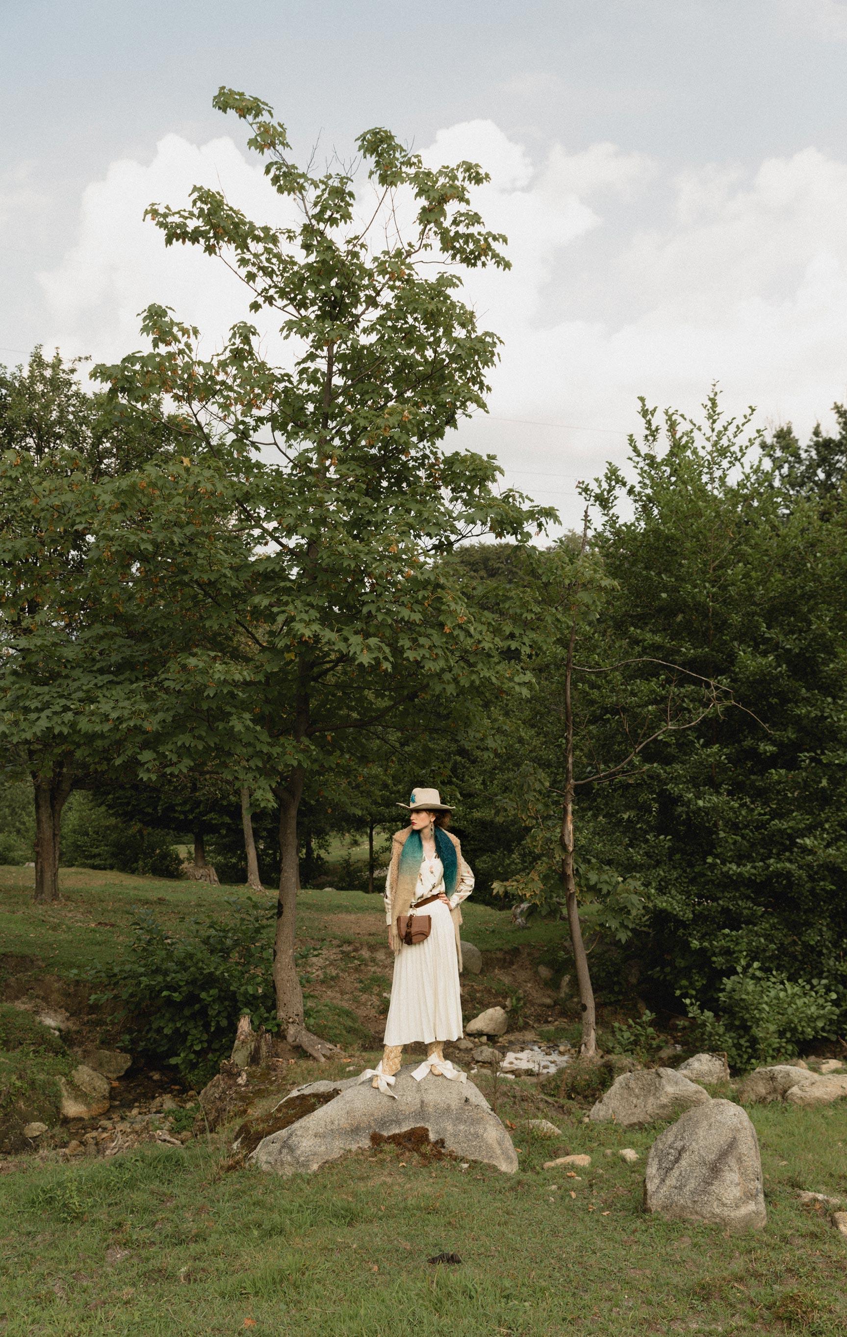Мадалина Фодор в туристическом колхозе / фото 12