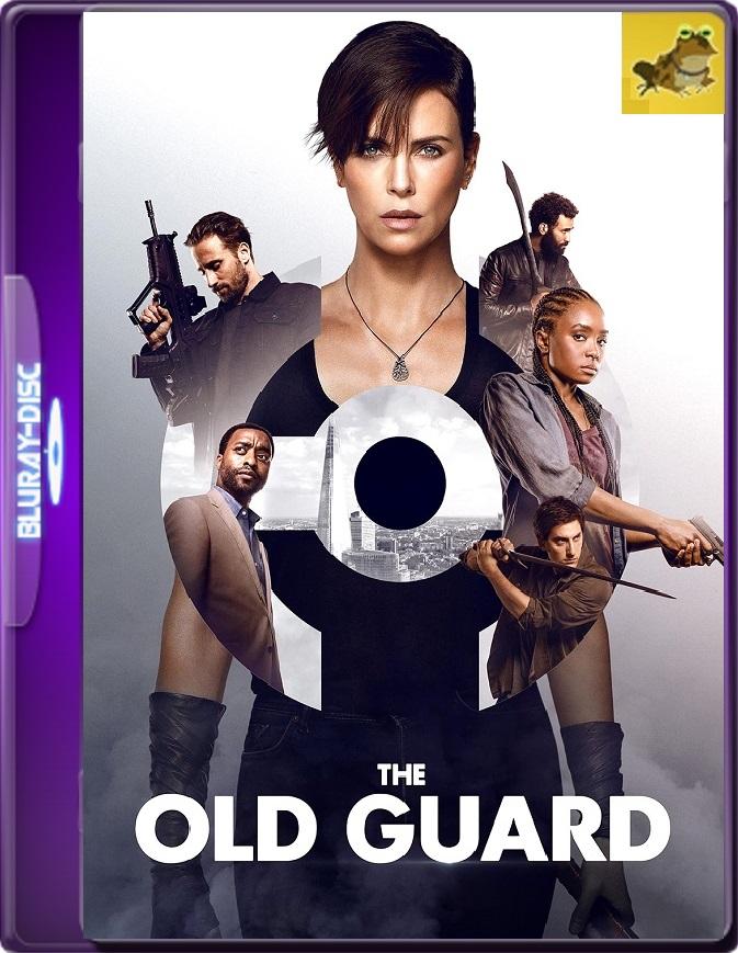 La Vieja Guardia (2020) WEB-DL 1080p (60 FPS) Latino / Inglés