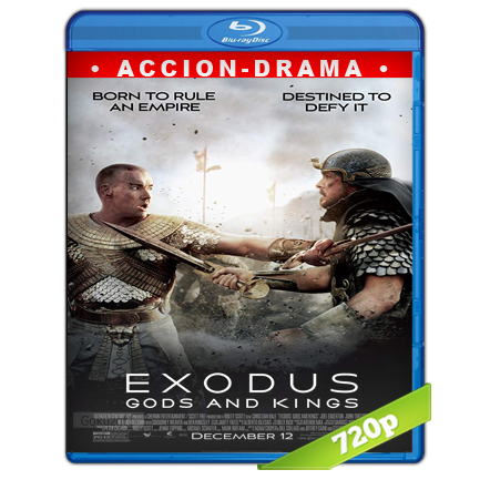 Exodo Dioses Y Reyes 720p Lat-Cast-Ing 5.1 (2014)