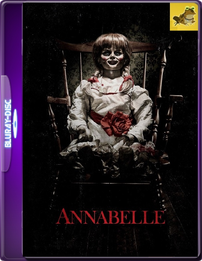 Annabelle (2014) Brrip 1080p (60 FPS) Latino / Inglés