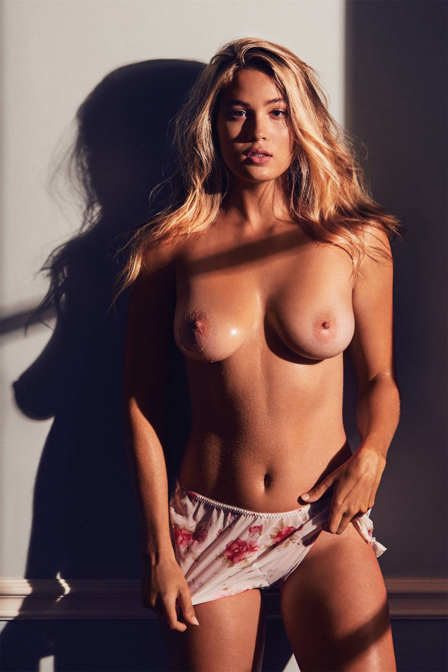 Megan Moore nude by Kyle Deleu - Playboy USA july/august 2018