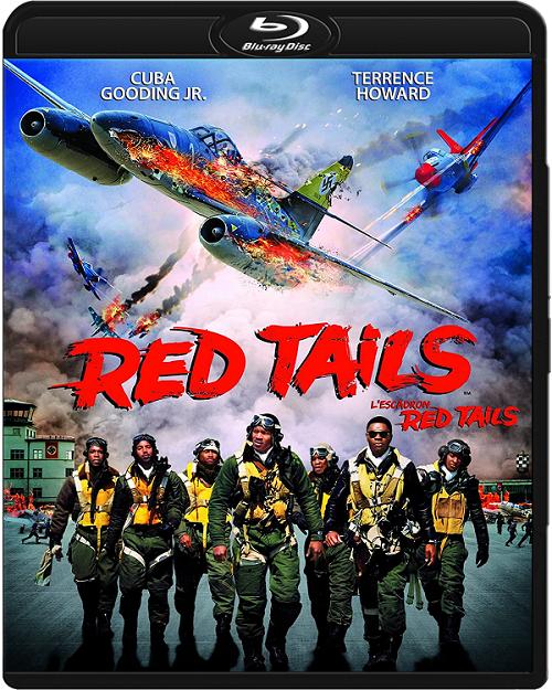 """Eskadra """"Czerwone ogony"""" / Red Tails (2012) MULTi.720p.BluRay.x264.DTS.AC3-DENDA / LEKTOR i NAPISY PL"""