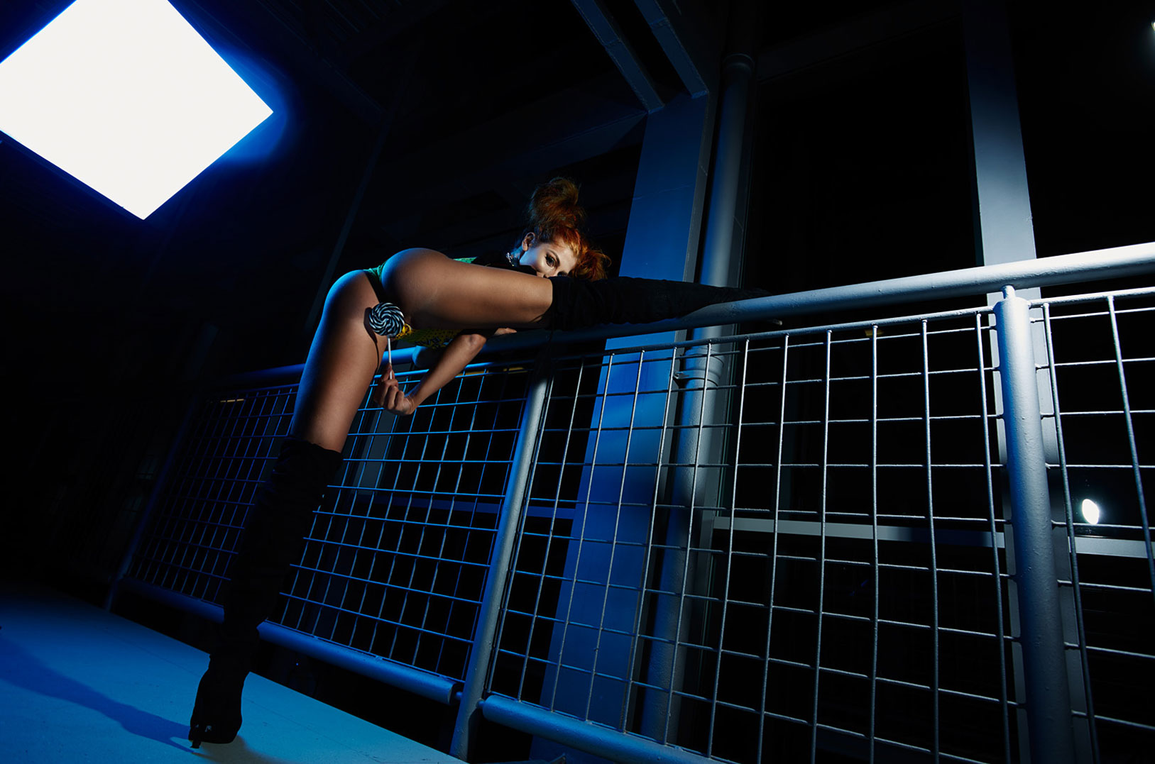 развлечения возрастной школьницы, фотограф Jirka Pop / фото 05