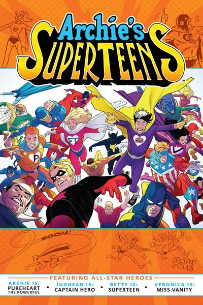 Archie's Superteens v01 (2019)
