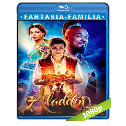 Aladdin [2019][BD-Rip][1080p][Trial Lat-Cas-Ing][Fantastico]