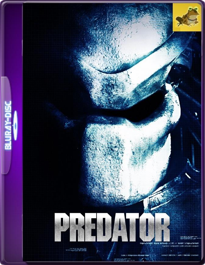 Depredador (1987) Brrip 1080p (60 FPS) Latino / Inglés