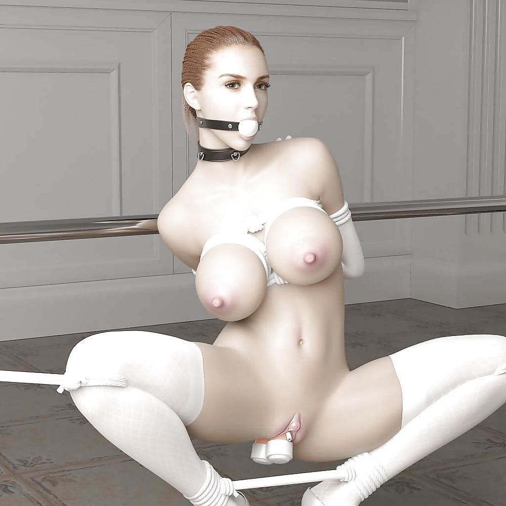 3d bondage girls-6525