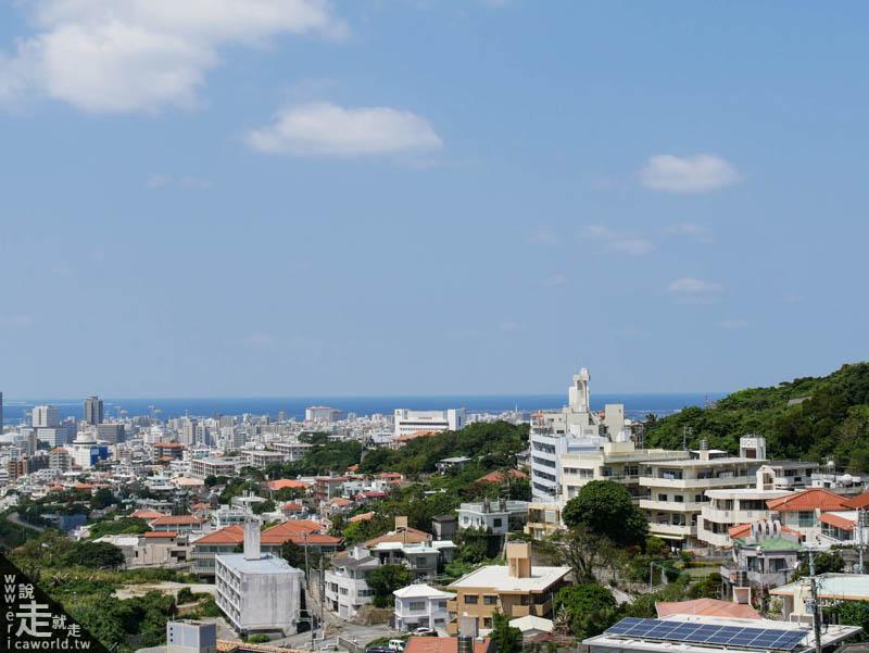 沖繩 雨乞嶽展望台