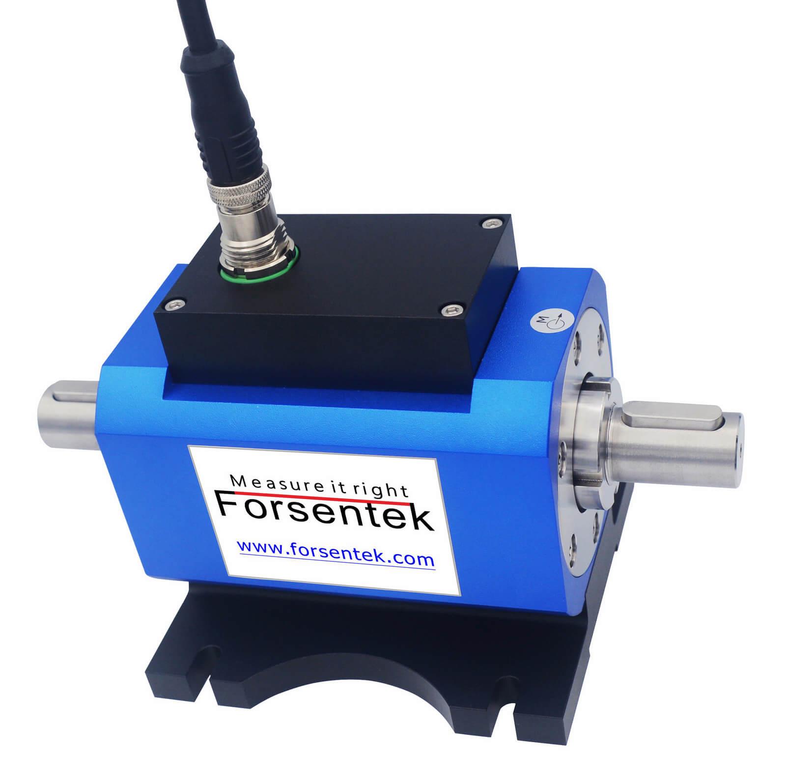 non-contact rotary torque sensor