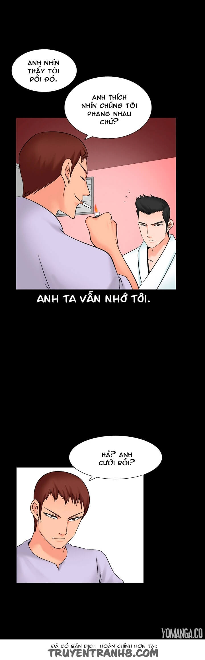 The Taste Of The Hand Chapter 34 - Trang 19