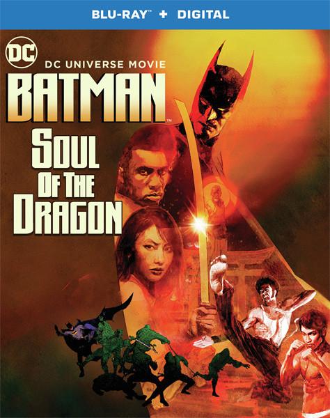 Бэтмен: Душа дракона / Batman: Soul of the Dragon (2021/BDRip/HDRip)