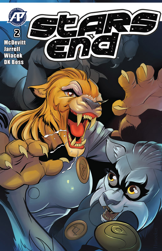 Star's End #1-4 (2018-2019)