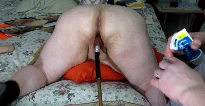 Anal punishment enema-8818