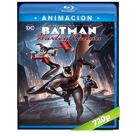 descargar Batman Y Harley Quinn 720p Lat-Cast-Ing[Animacion](2017) gratis