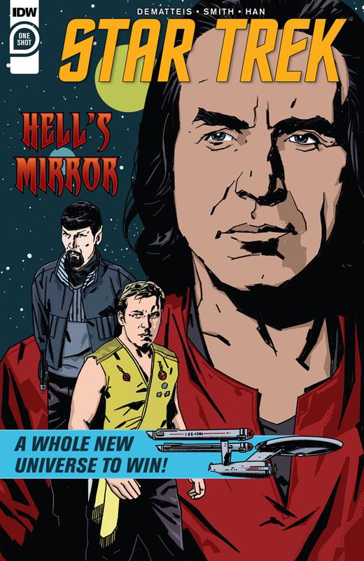 Star Trek - Hell's Mirror (2020)