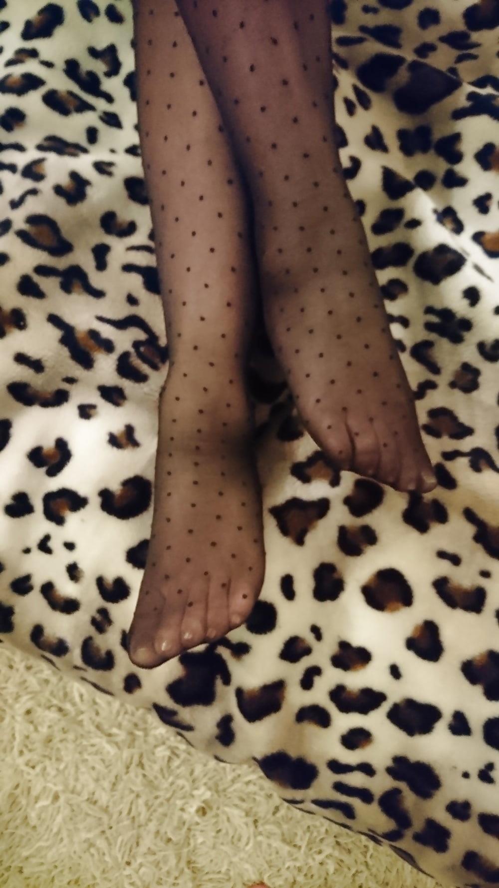 Mature sexy feet-4051