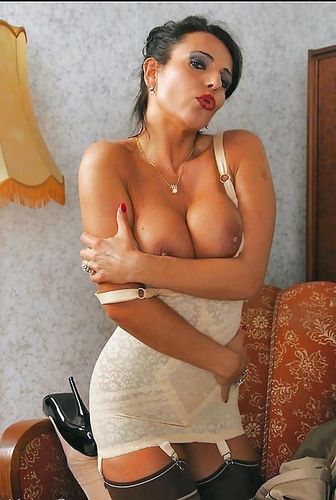 Mature women in girdles pics-6169