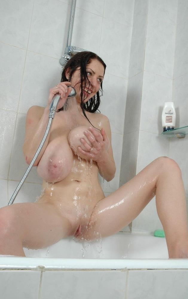 Slim girl huge tits-3788