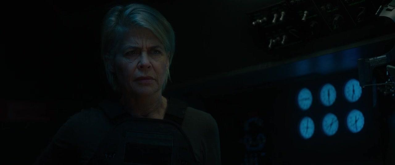 Terminator Dark Fate (2019) 720p BluRay x264 AAC 5 1 [Dual Audio][Hindi+English]