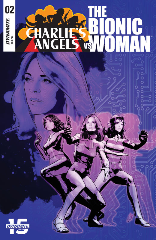 Charlie's Angels vs. the Bionic Woman #1-4 (2019)