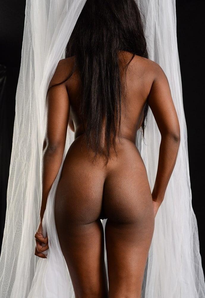 Ebony black naked women-8682