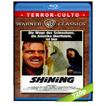 descargar El Resplandor [1980][BD-Rip][720p][Trial Lat-Cas-Ing][Terror] gratis