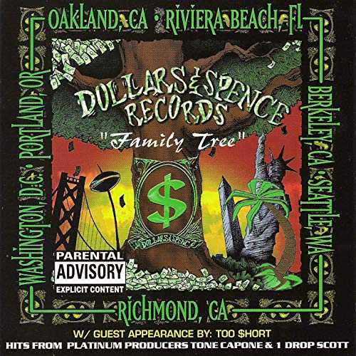 Poster for Dollars & Spence Records