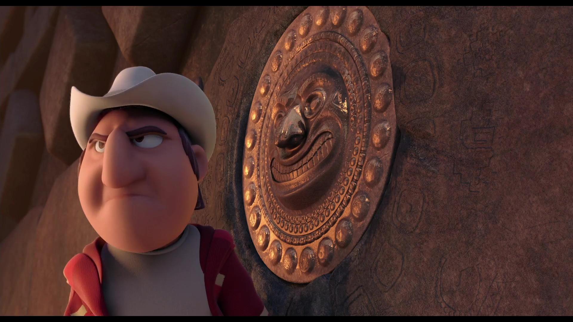 Tadeo Jones Y El Tesoro De Los Incas 1080p Lat-Cast-Ing[Animación](2012)