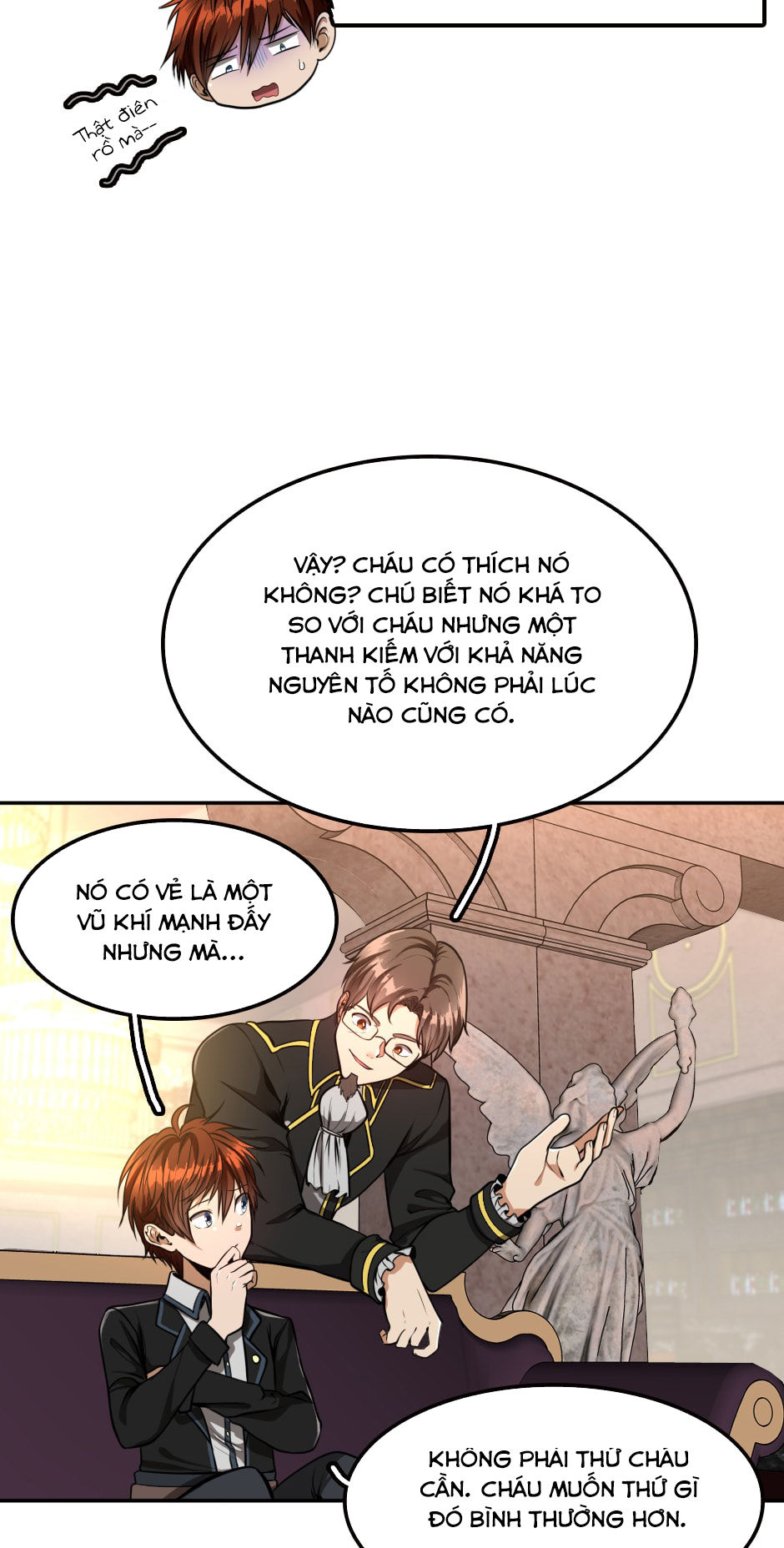 The Beginning After The End chap 41 - Trang 30