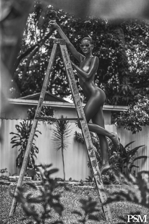 Carleen Laronn nude by Jim Malucci - PSM Magazine