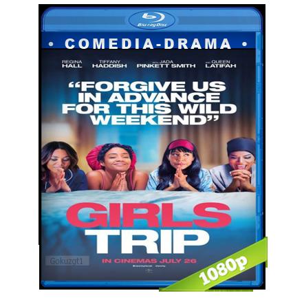 Viaje De Chicas Full HD1080p Audio Trial Latino-Castellano-Ingles 5.1 2017